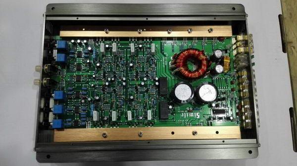 诗蔓hp-4100四声道功放电路设计十分优秀