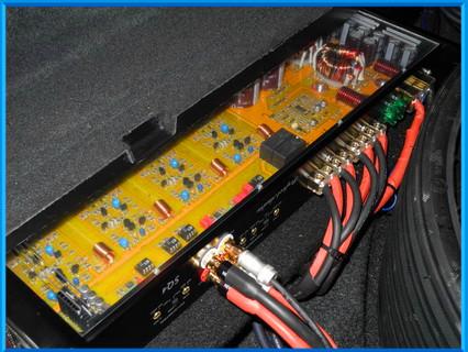 使用的音响器材电路板设计合理到位