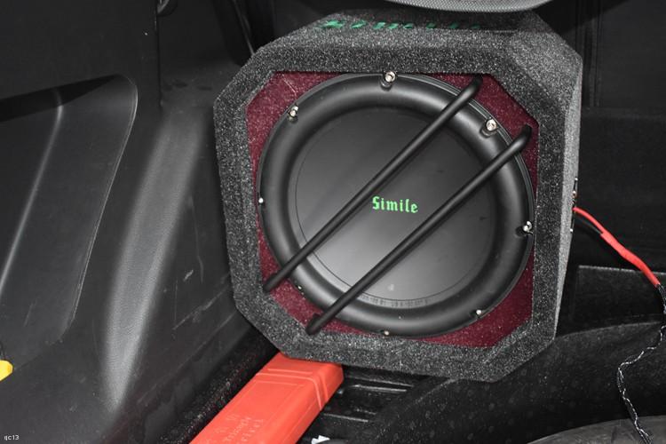 长沙车乐汇汽车影音:福特翼虎汽车音响升级诗蔓音响系统