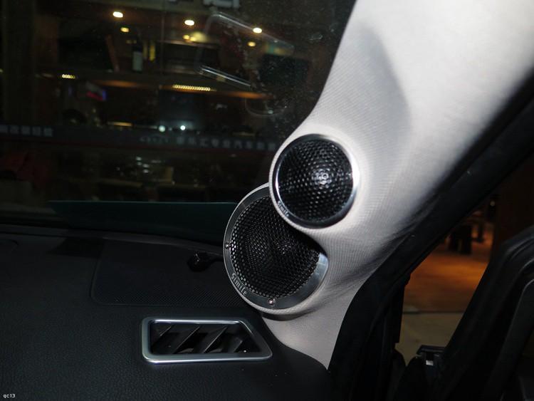 东莞车乐汇汽车影音:斯巴鲁汽车音响改装诗蔓三分频系统