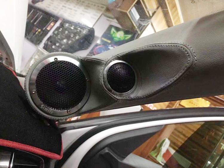 义乌车乐汇汽车影音:斯柯达柯迪亚克改装升级诗蔓汽车音响系统