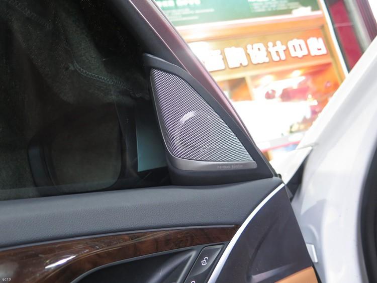 东莞车乐汇汽车影音:宝马5系改装诗蔓三分频汽车音响系统