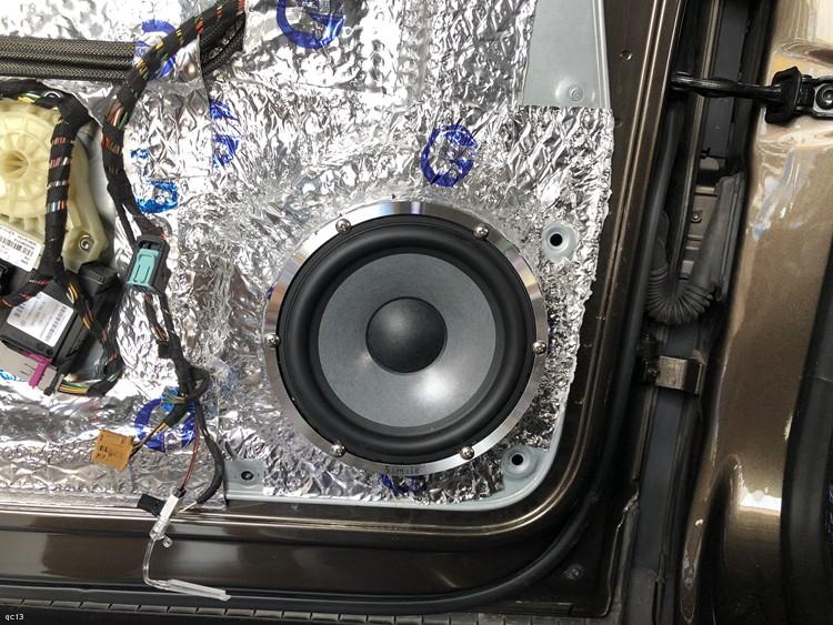 大众途观汽车音响改装诗蔓音响,东莞车乐汇汽车音响